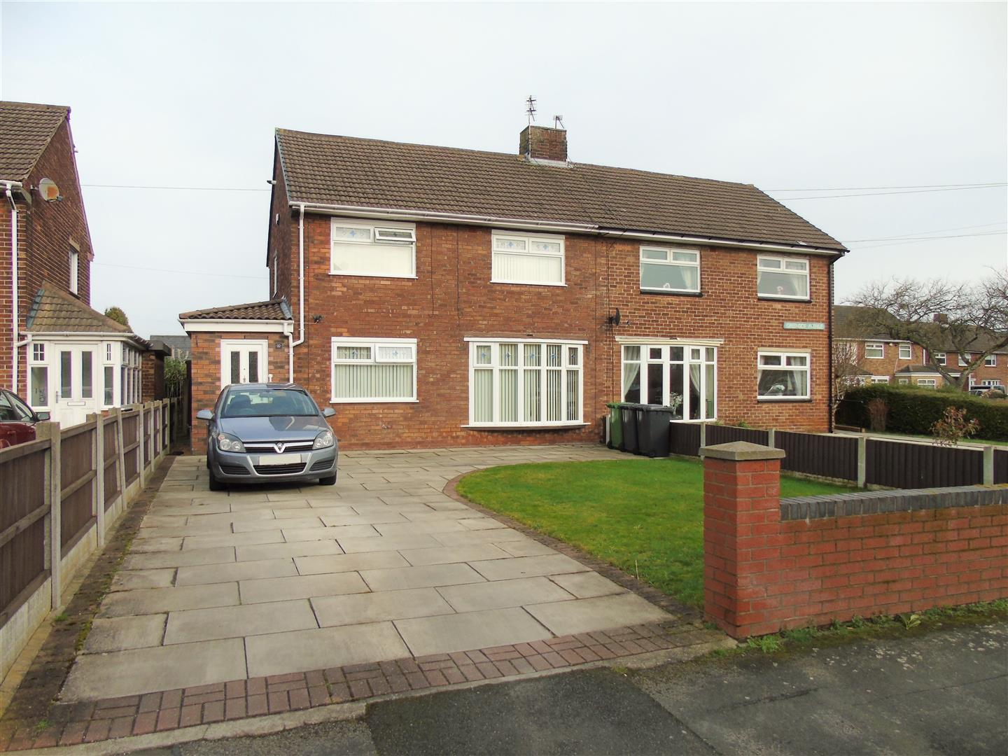 3 Bedrooms, House - Semi-Detached, Greenside Avenue, Aintree, Liverpool